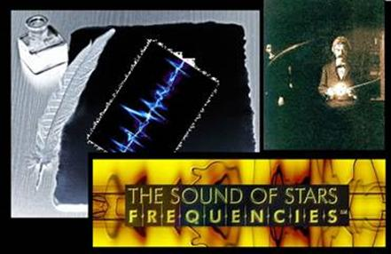 The Sound of Stars Frequencies